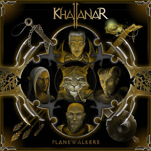 Khallanar: Planewalkers (cover)