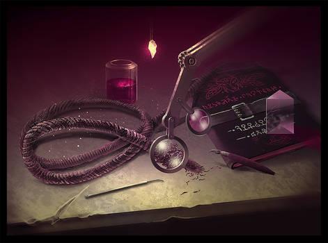 Thiefcatcher rope