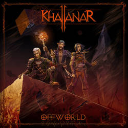 Khallanar - Off World by Ronamis