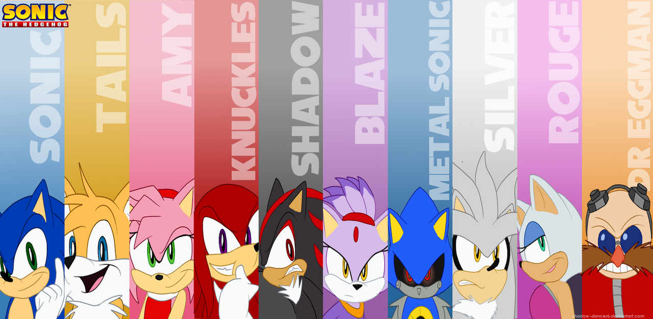 Freebie Sonic The Hedgehog Wallpaper By Shadow Dancer6