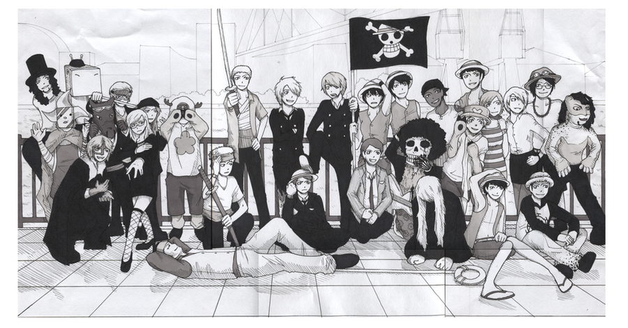 uk one piece cosplayers mcm expo may 2012 by mangarainbow on deviantart. Black Bedroom Furniture Sets. Home Design Ideas