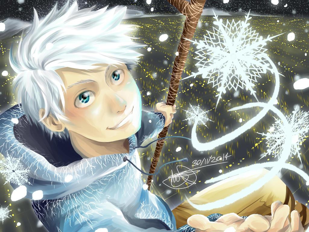 Jack Frost - 'Tis the Season by mangarainbow