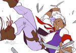 RWBY OC - Lilac Barber