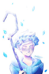 ROTG - Jack Frost by ABD-illustrates