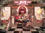 ''JIVE'' - OC Concept Art