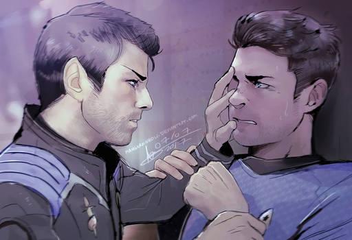 Star Trek AoS - Mirror Meld