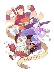 The Adventure Zone - [SPEEDPAINT]