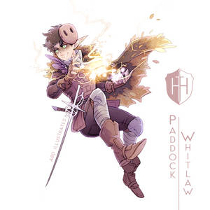 High Hopes Low Rolls: Paddy Whitlaw [SPEEDPAINT]