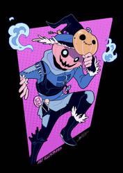 Scarecrow [SPEEDPAINT]