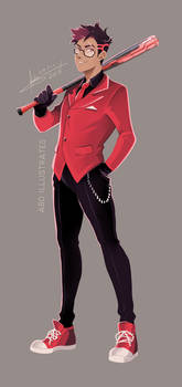 JIVE - Mantle by ABD-illustrates