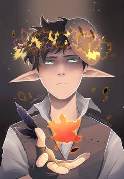 Crown of Madness [SPEEDPAINT]
