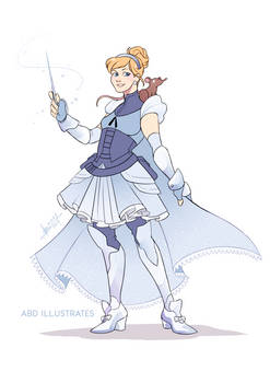 Cinderella the Warlock | Disney and Dragons