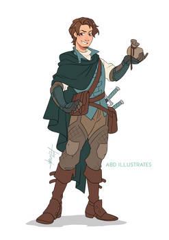 Flynn the Rogue | Disney and Dragons