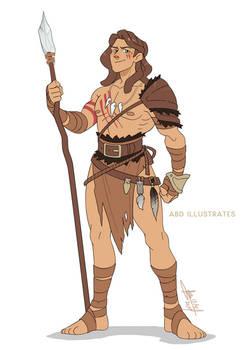 Tarzan the Barbarian | Disney and Dragons