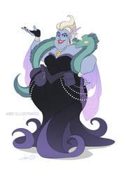 Ursula the Bard