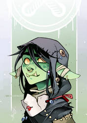 Nott the Brave [SPEEDPAINT]