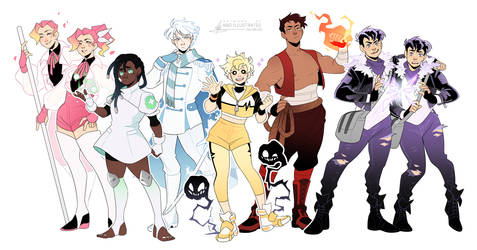 HEARTLESS - 2020 redesigns!