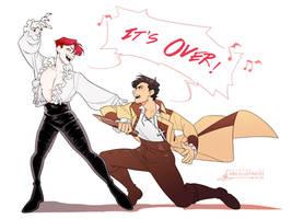 It's Over - Dracula [SPEEDPAINT]