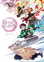 Demon Slayer: Mugen Train [SPEEDPAINT]