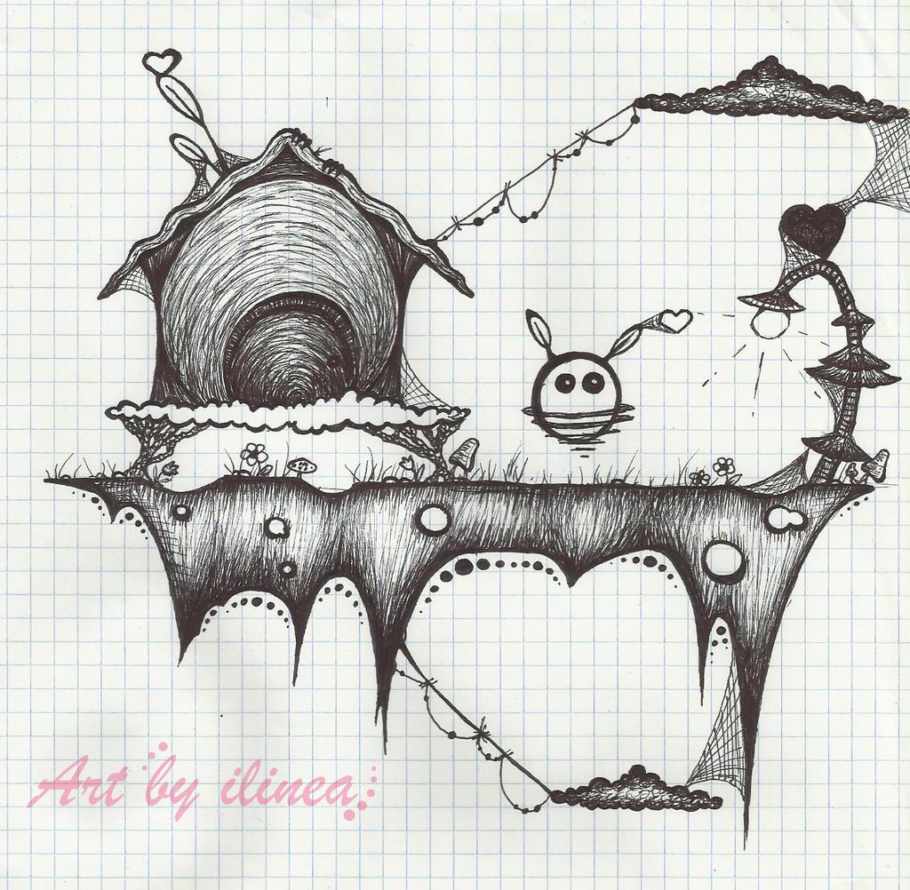 Sweety In the dark by ilinea