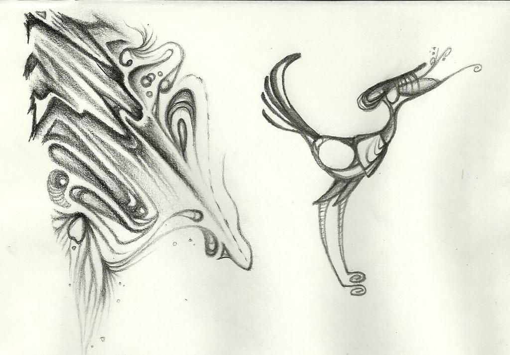 Doodle by ilinea