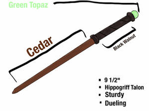 Dueling Wand