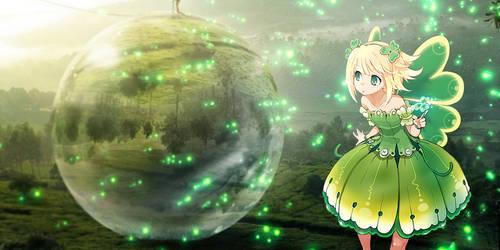 The Earth Fairy by aznnerd09