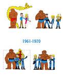 Fantastic Four Stan Lee-Kirby-Romita