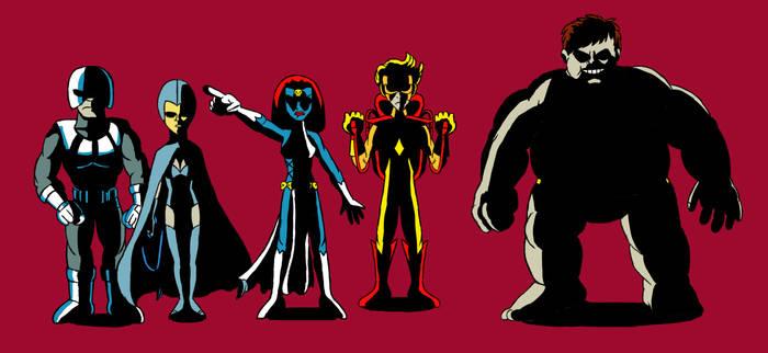 Brotherhood of Evil Mutants DOFP