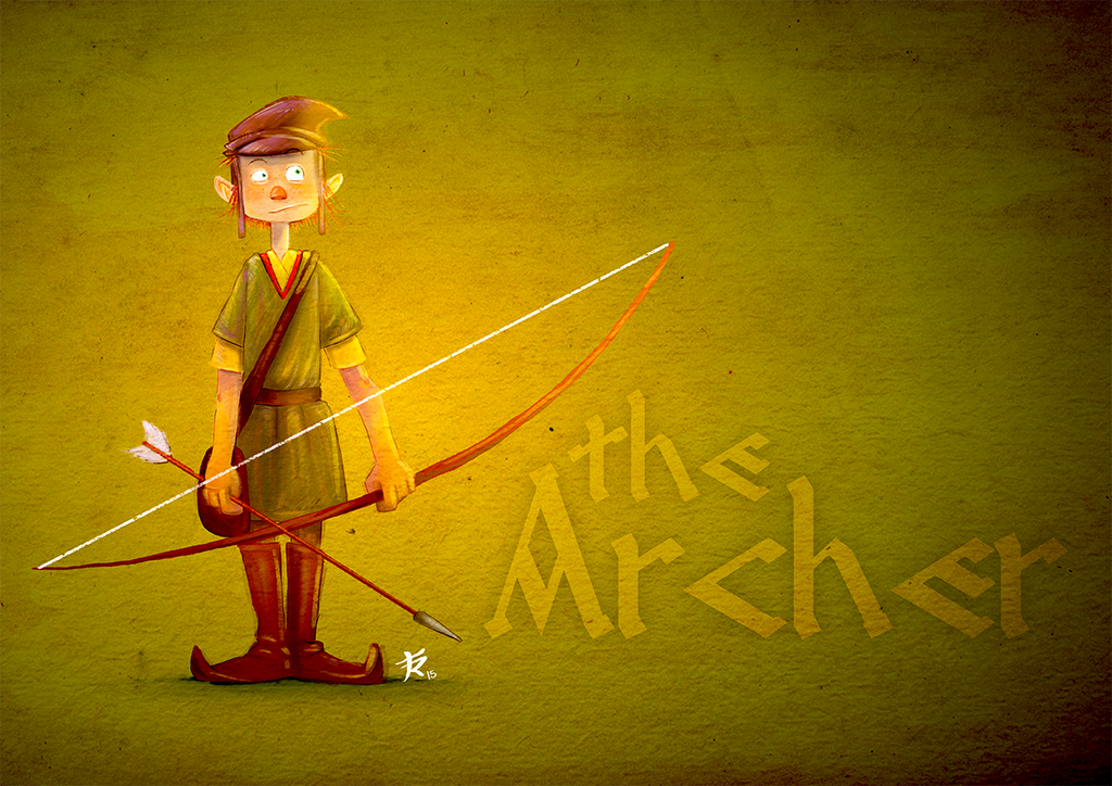 The Archer by takren