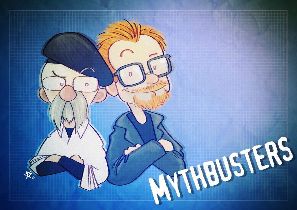 Mtyhbusters by takren