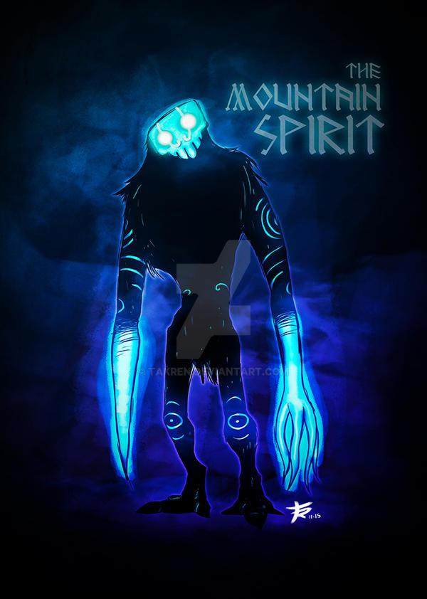 Mountain Spirit by takren