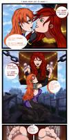 Sorceress Aria X Red Sonja