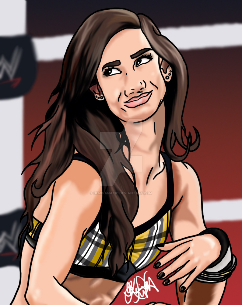 AJ: I Dig Crazy Chicks by demifanatic