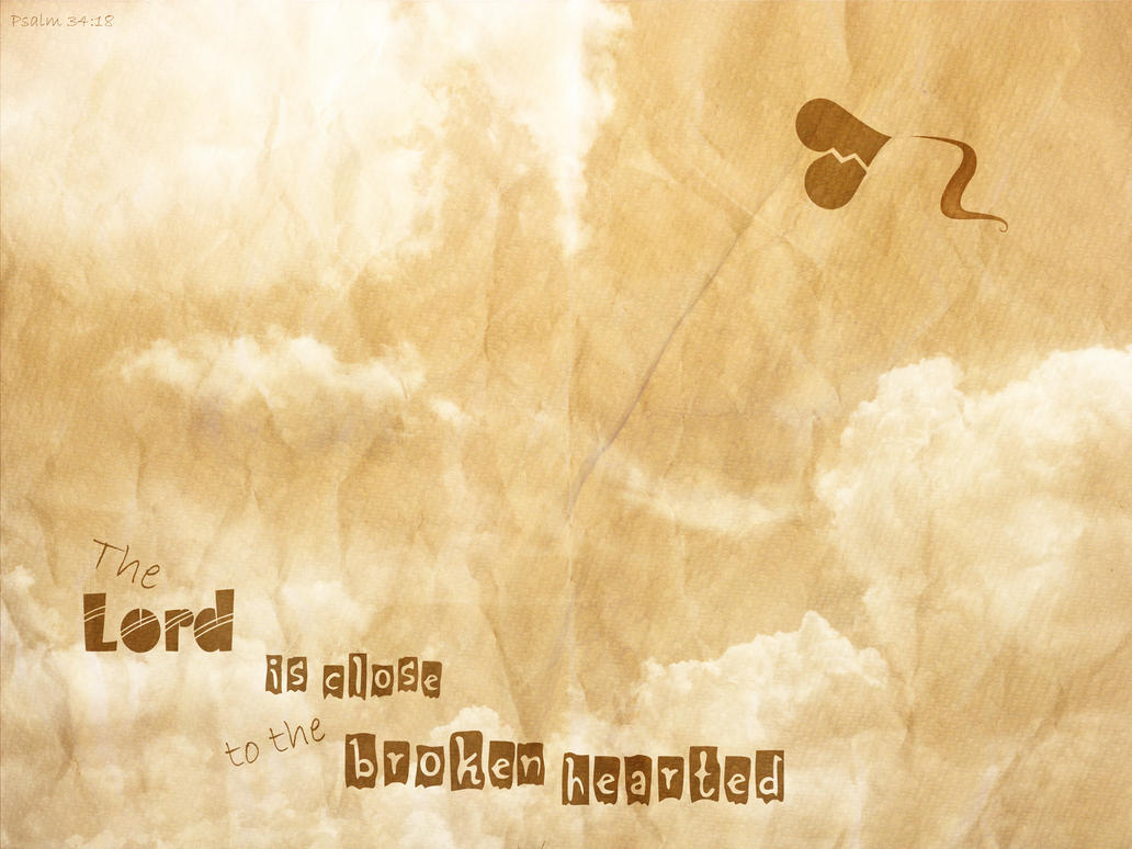The Brokenhearted by saykha