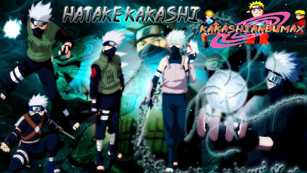 Kakashi Wallpaper By Kakashianbumax