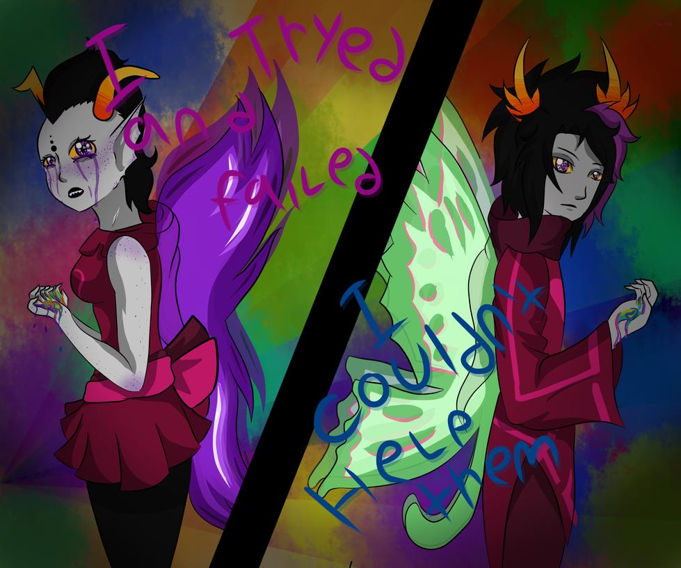 I'v Failed by RainbowCoffeeQueen