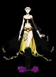 Crystal Silence New Dress by CrystalNight87