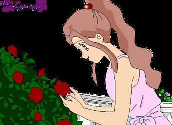 Sameera Flower by CrystalNight87