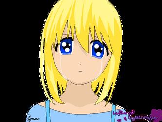 Emily Sad by CrystalNight87