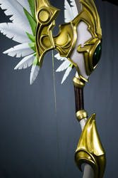 Garuda Spine detail