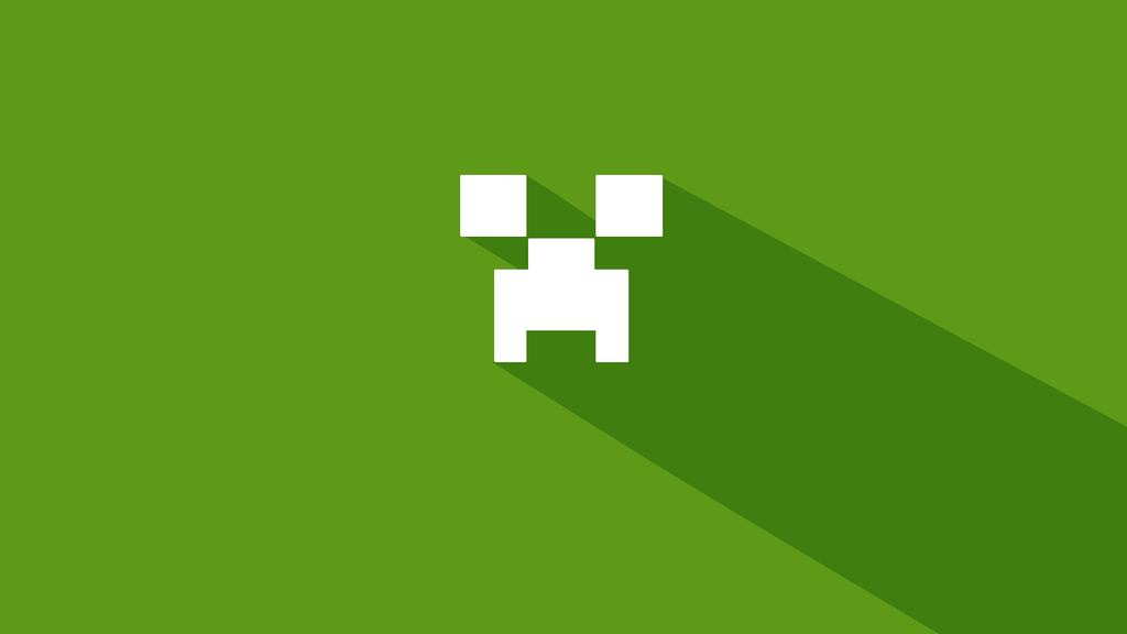 Simple Creeper Wallpaper by Shrewbiez ...