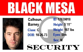 Balck Mesa ID - Barney by Zokk