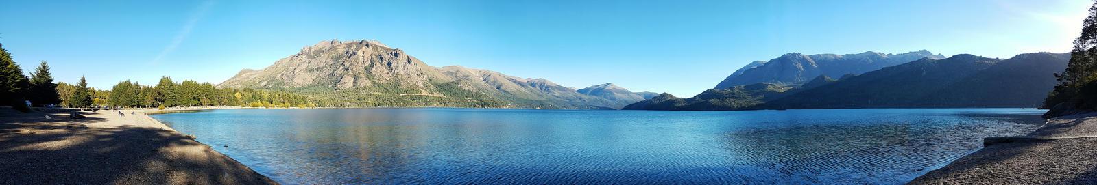 Lago Gutierrez by maxiaringoli
