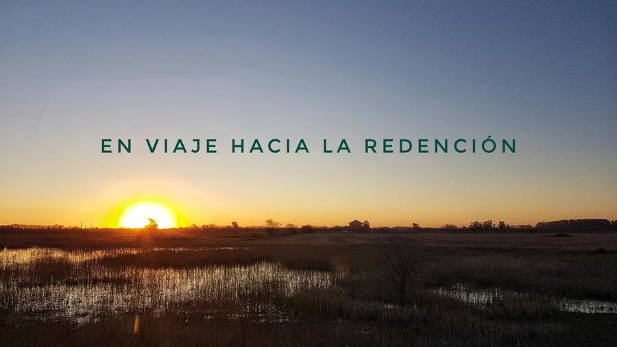 En viaje hacia la redencion by maxiaringoli