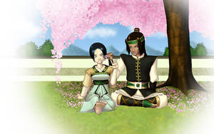 Avatar - A Moment's Peace by stellarserenity