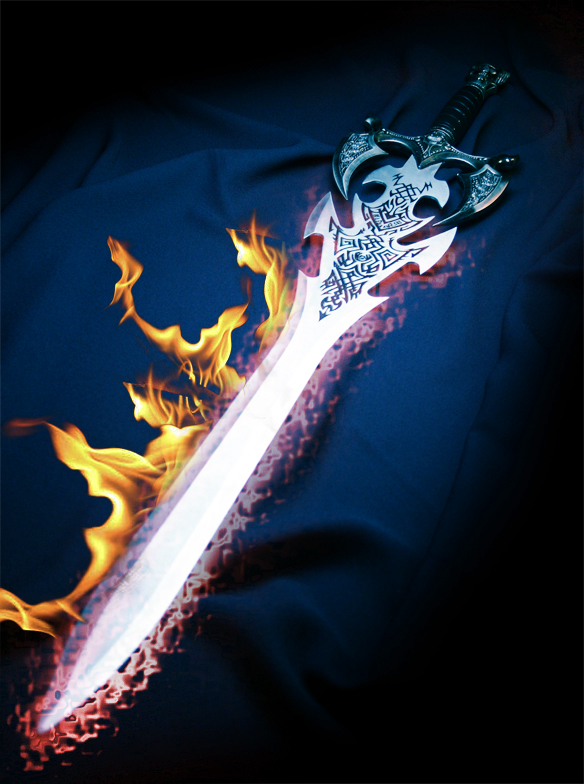 Real Flaming Sword Flaming Sword by