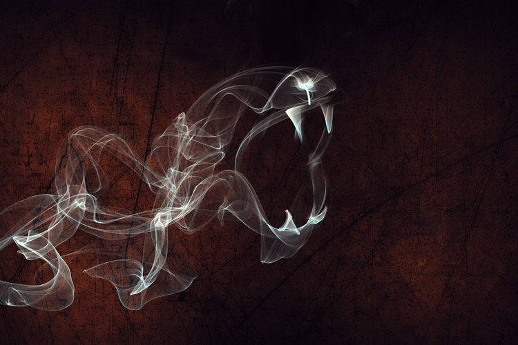 Smoke tigar by Player-Designer