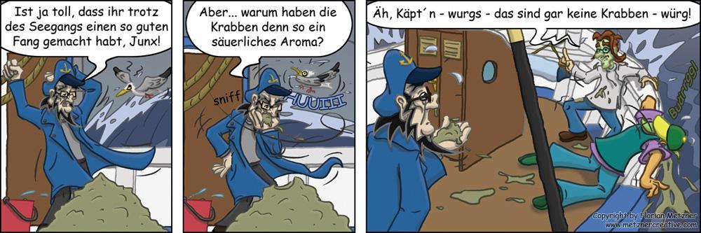 Aroma - Krabbenjunx by metznercreative