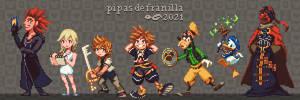 Kingdom Hearts Chain of Memories + KH2 Final Mix